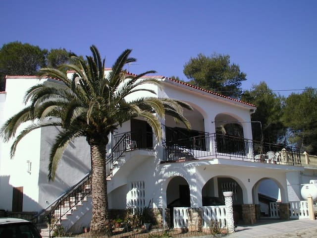 Spacious villa with private pool - Valence - Villa