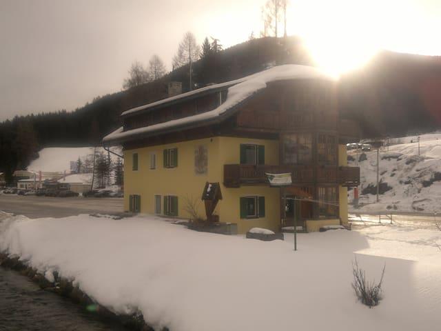 2-Zimmer Wohnung in die Dolomiten - Versciaco di Sopra