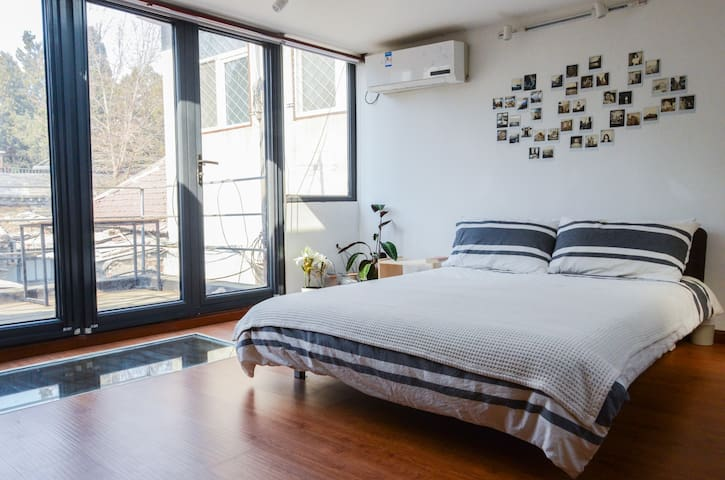 Jingshan Hutong Home - Beijing City Centre - Beijing - Casa