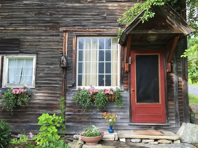Cozy barn apartment in So. Vermont - S Londonderry - Apartmen