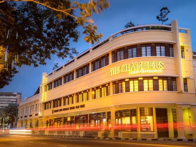 THE CHAMBERS HOTEL.RESTAURANT - George Town - Apartmen