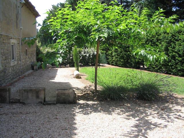 Mas Gran Cabano - Saint-Rémy-de-Provence - Departamento