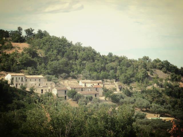 Boutique Serviced Cottages, Abruzzo - Casoli - Diğer