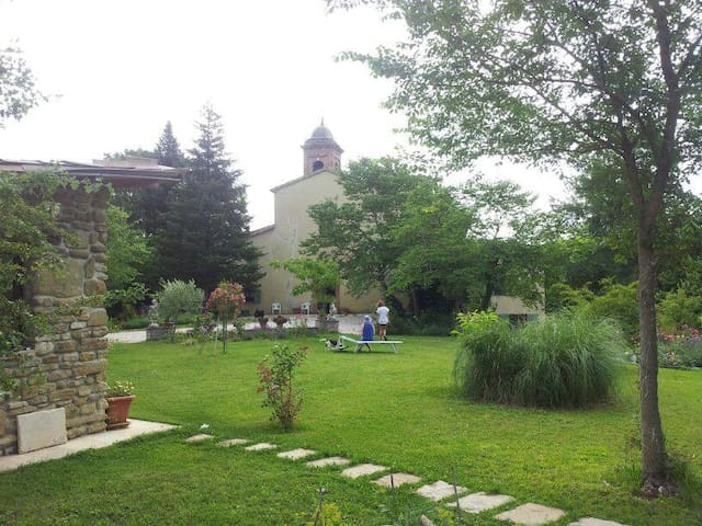 B&B Pieve di Balsomigno - Urbania