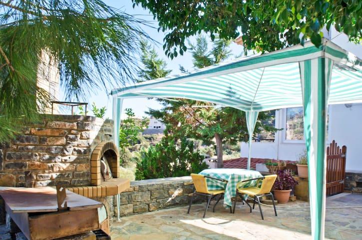 Eleni's Cretan Escape - Ammoudara