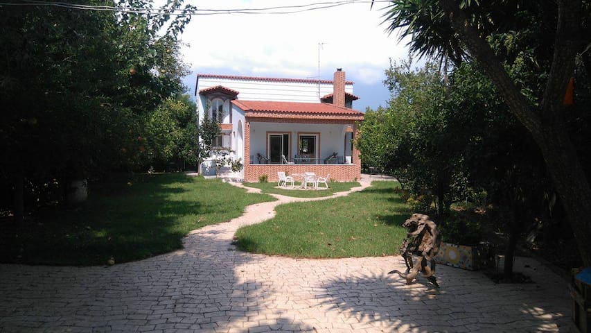 Traditional home by the sea - Achaia - Casa