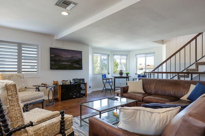 Big, Relaxing Beach Home - Oxnard - Rumah