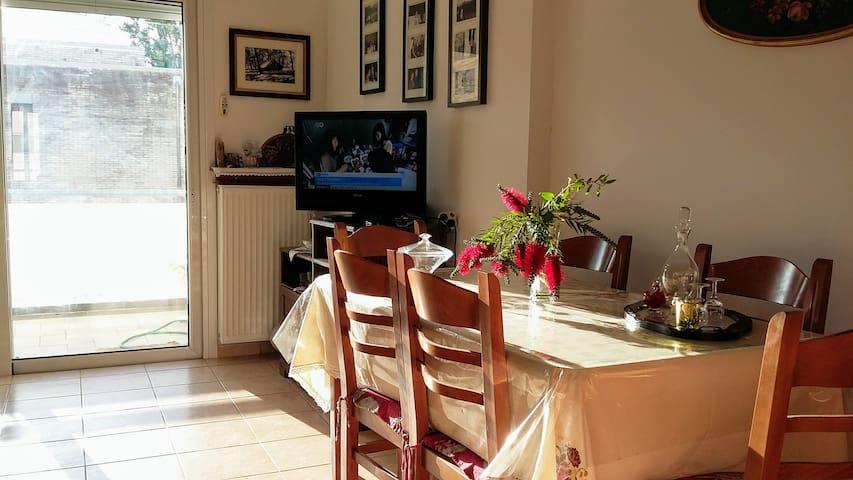 CHRISTINE GEORGOPOULOU - Amaliada - Lägenhet