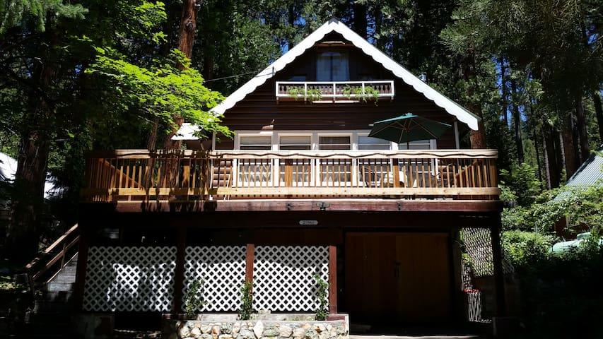 Long Barn Cabin - Long Barn - Casa