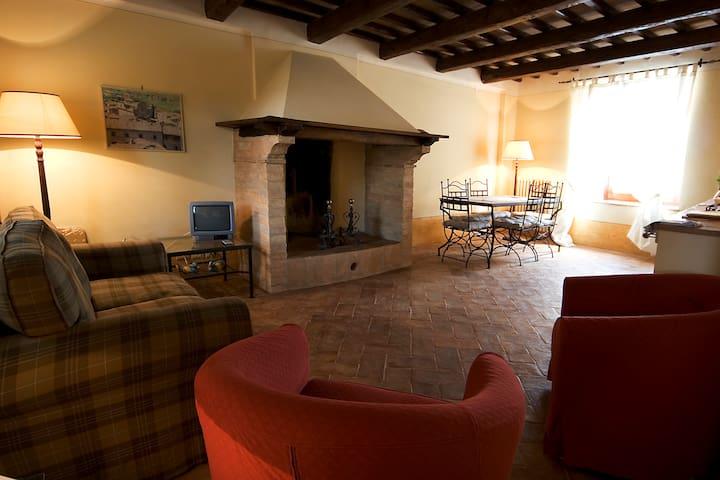 Benozzo - Montefalco - Lägenhet