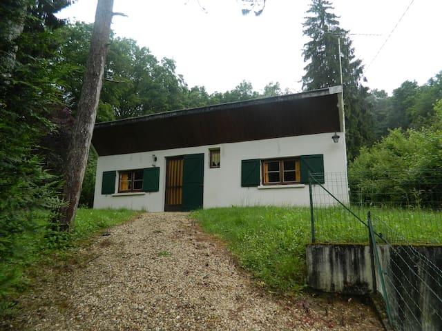 La petite maison dans les bois - Saint-Julien-du-Sault - Hus
