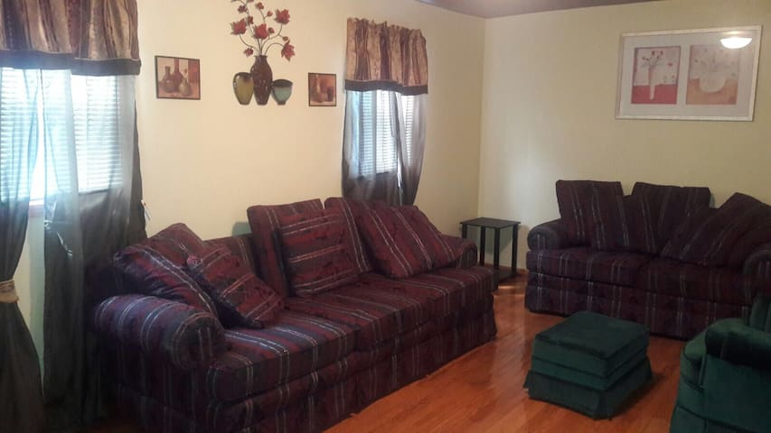 My home is your home 2 - Milwaukee - Departamento