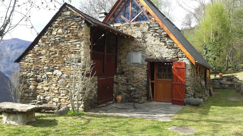 Grange pyrénéenne rénovée - Argelès-Gazost - Hus