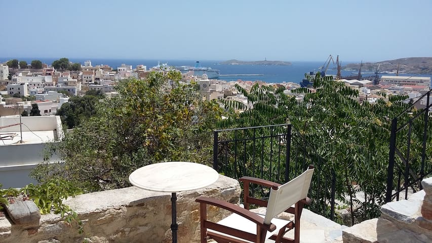 Lydia's guest house - Ermoupoli - Appartement