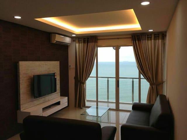 Cozy Seaview Apt. @ Batu Ferringhi - Tanjung Bungah - Departamento