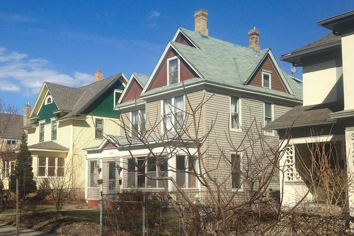 1 / 3 BR near Uptown for Short term - Minneapolis - Daire