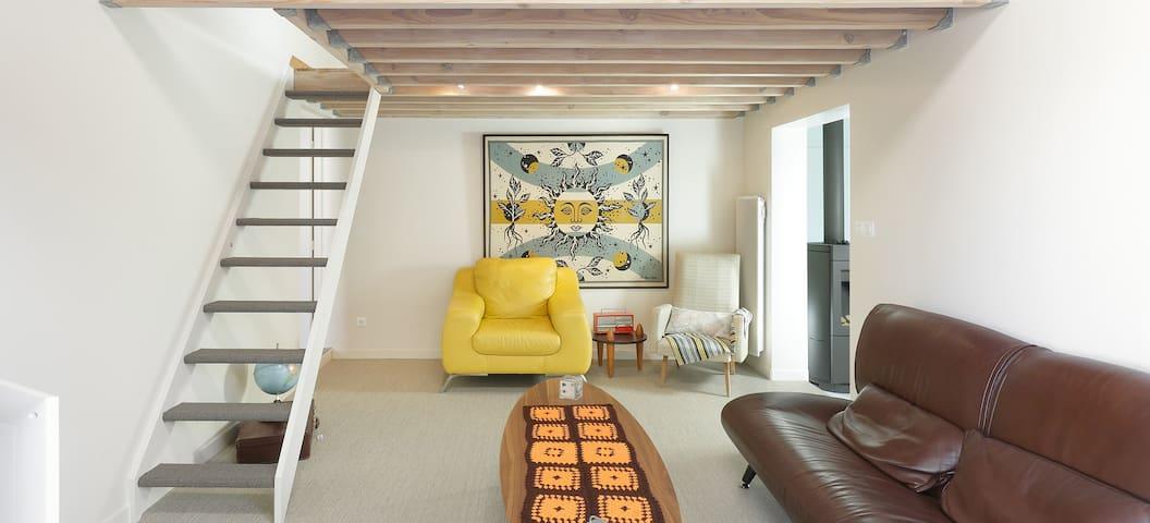 Soooo Cute House ! until 6 persons - Montlhéry - Huis