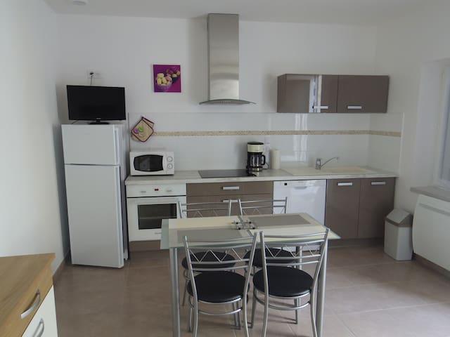 Appart 40 m2 à deux pas du centre historique - Bergerac - Appartement