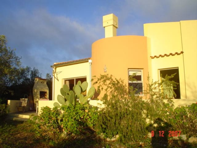 Haus auf dem Campo - Santa Catarina da Fonte do Bispo - Casa