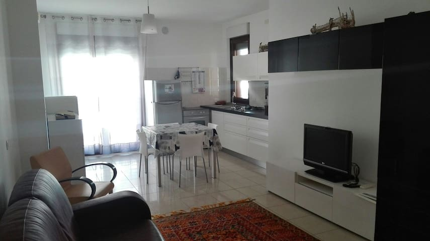 New flat in towncenter - Vasto - Appartement