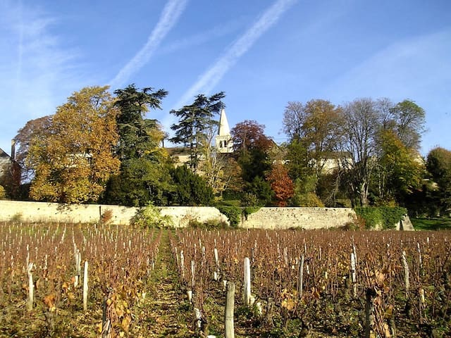 Real Burgundy, off the beaten path - Aluze - Hus