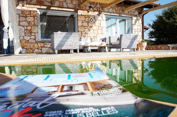 Ariadne eco retreat - Poligiros - Villa