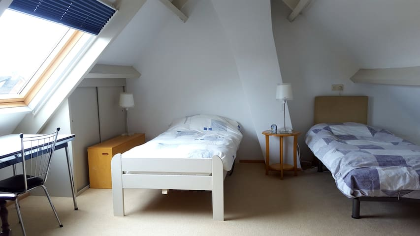 Room close to Eindhoven airport2 - Vessem - Pousada