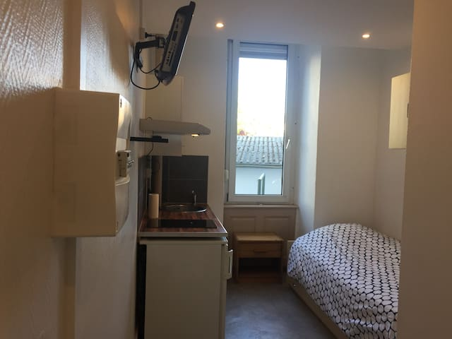 Studio complet Mulhouse Ouest - Mulhouse - Appartement