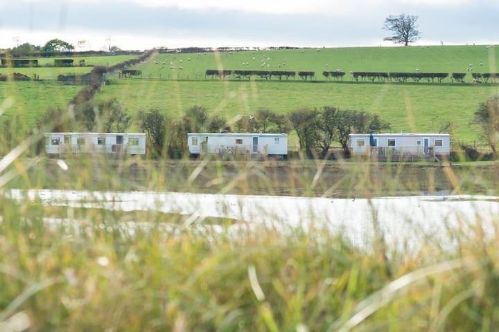 Captains Retreat -  A caravan with Estuary Views - Alnmouth - Chatka