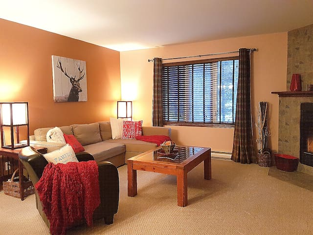 Cottage on the Golf Course - Home away from Home - Mont-Tremblant - Casa