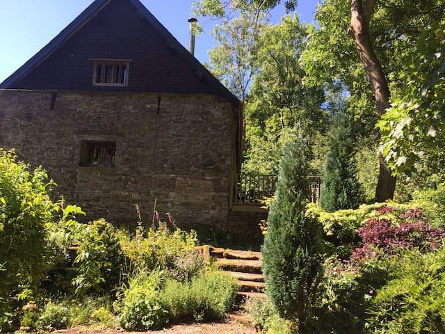 Brass Knoll Barn, Llanveynoe - Hereford - Haus