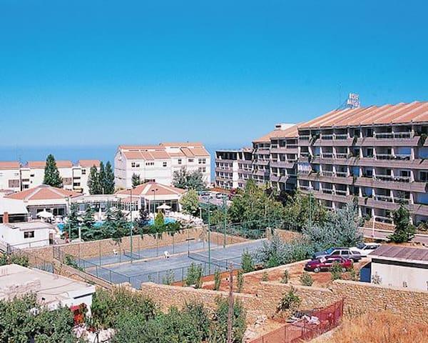 *Ehden, Lebanon, Studio #2 /6067 - Ehden - Apartamento