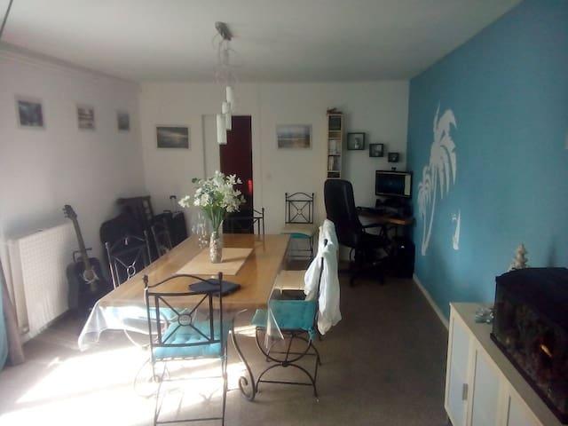 Appartement Mâcon centre ville T4 - Mâcon - Apartamento