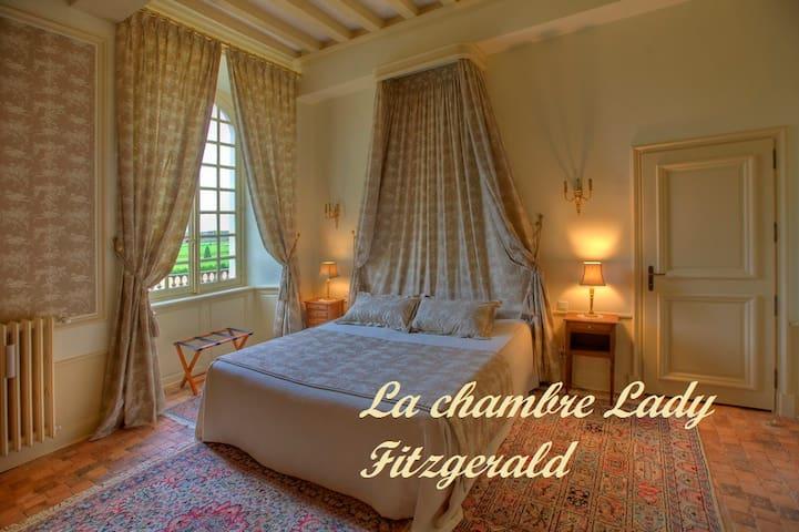 Château d'Hauterives XVIIIème ISMH - Argentré - Château