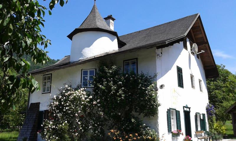Rosenschlössl - Bad Ischl - Hus