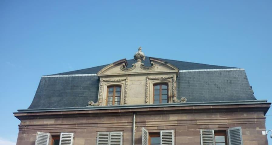 Ancien Casino - Luxeuil-les-Bains