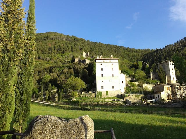B & B CASTELLO GIRASOLE( SUNFLOWER CASTLE) - Spoleto - Bed & Breakfast