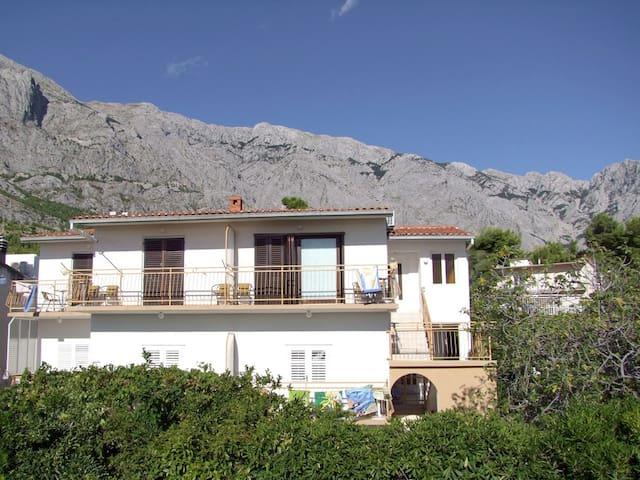 Apartment - 250 m from the beach - Baška Voda - Pis