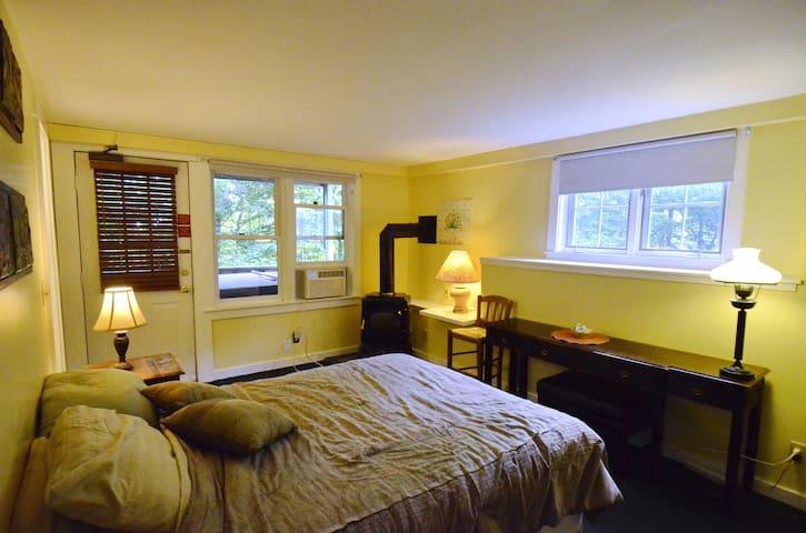 Mountainside Private Room #1 - Bolton - Rumah