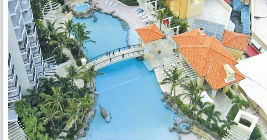 CHEVRON TOWERS PRIVATE APARTMENT - Surfers Paradise - Appartement