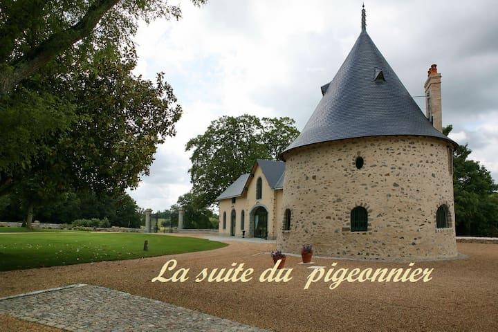 Château d'Hauterives XVIIIème ISMH - Argentré - Kasteel