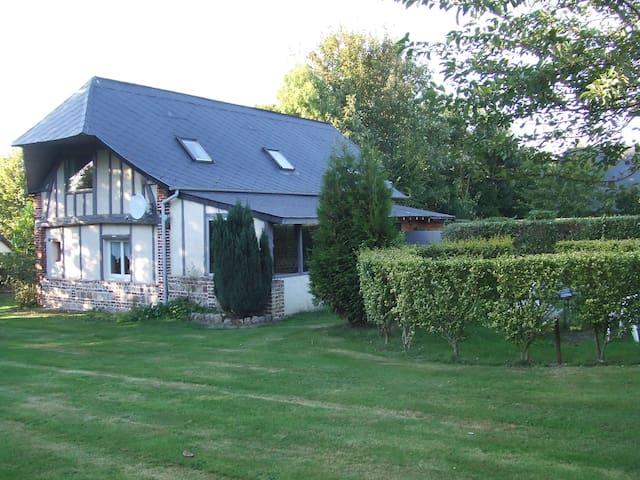 Gite De la linerie - Saint-Pierre-le-Viger - Casa