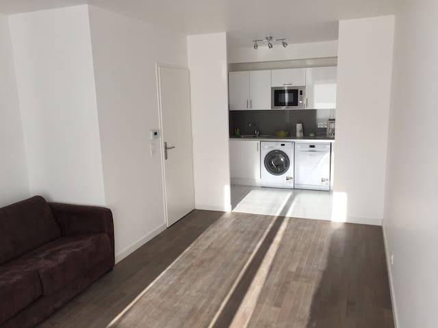 Deux pièces  de 45 M2 avec terrasse - Malakoff - Apartment