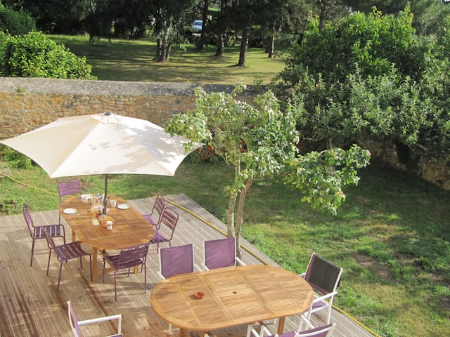 Comfortable house 400m from sea - Trégastel - House
