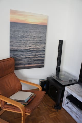 music box in uptown - cozy place - Hochdorf - Appartement