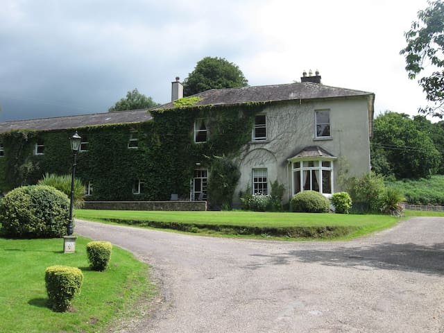 Period Georgian House - Lismore - Bed & Breakfast