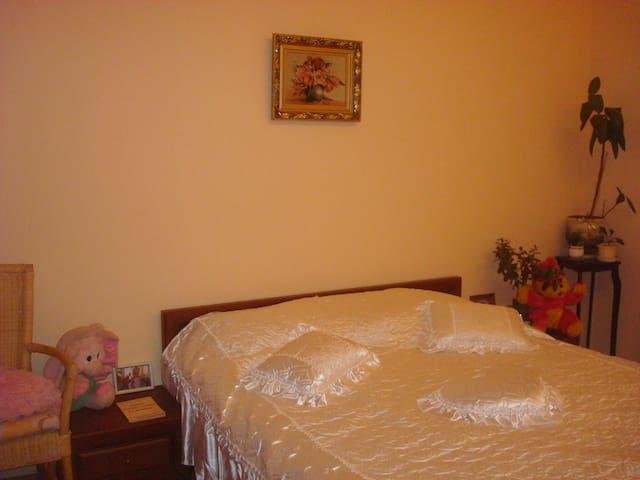 Уютная комната за городом в семейном доме - Khotyanivka - Rumah