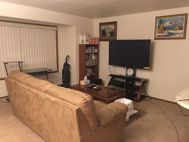 1 Bedroom Available near Downtown Everett - Everett - Daire