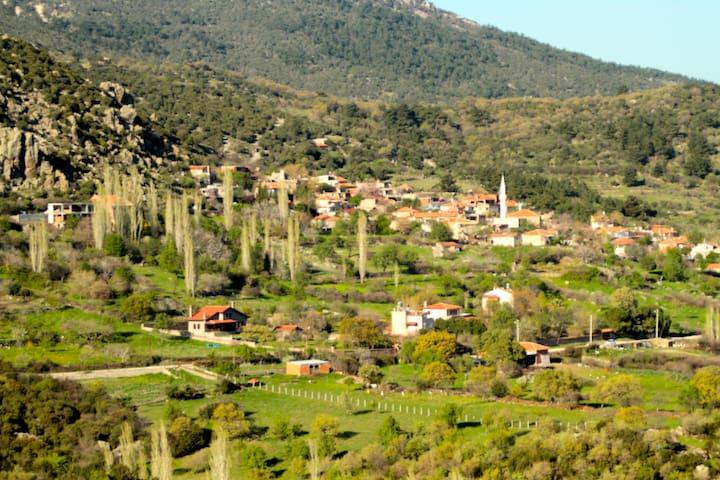 Agean Village House - Kozlu Köyü