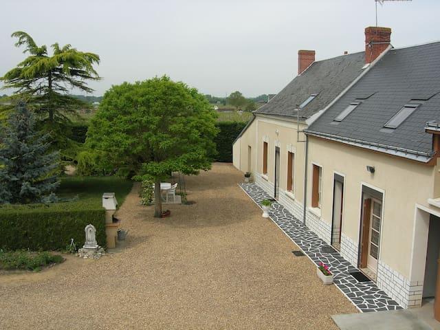 Les Sables d'Or - La Chapelle-sur-Loire - Departamento